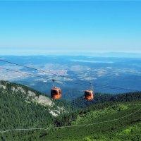 """Болгария Горы Рила """"Верх Ястребец"""" высота 2369 м :: Swetlana V"""