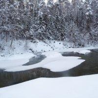 В объятиях зимы :: Денис Бочкарёв