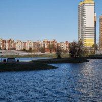 Парк Героев-Пожарных :: Валентина Харламова