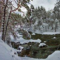 Архыз,Река Псыш. :: Аnatoly Gaponenko