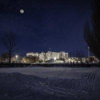 лунная ночь :: Игорь