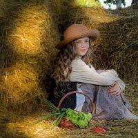 Барышня крестьянка :: Ольга Юртаева