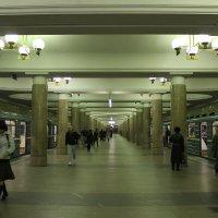 Архитектура метро :: Валерий