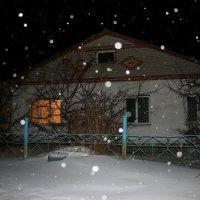 Февральским вечером ... :: Татьяна Котельникова