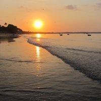 Южно-китайское море,рассвет :: Елена Шаламова