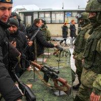 Оружие России :: Cергей Кочнев