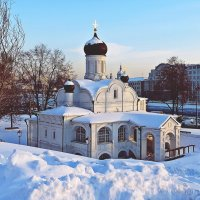 Церковь Зачатия Анны :: Евгений Кочуров