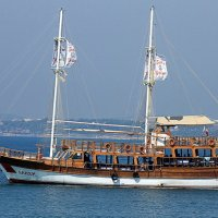 По морям, по волнам. :: оля san-alondra