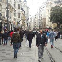 Стамбул(турецкий Арбат). :: веселов михаил