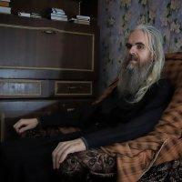 Поэт, художник, Игумен Андрей Ярунин :: alecs tyalin