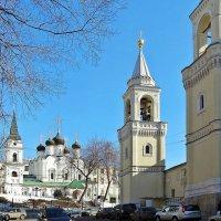 Иоанно-Предтеченский монастырь :: Евгений Кочуров
