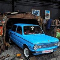 Музей Моторы октября :: Yuriy V
