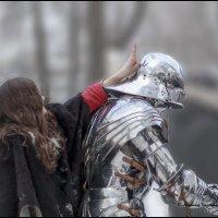 Не ходите рыцари за Граалем! :: Александр Тарноградский