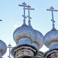 Серебряные купола :: Nikolay Monahov