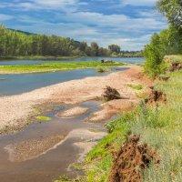 Когда мелеют реки... :: Любовь Потеряхина