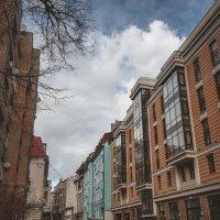 Улочки Москвы :: Ангелина Бонд