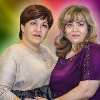 Красивые дамы)) :: Nadin