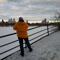 В ожидании закатного луча :: Андрей Лукьянов