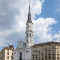 Церковь Святого Михаила. Вена. Австрия. :: Олег Кузовлев