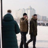 Общественное мероприятие :: Валерий Михмель