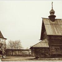 Церквушка... :: марк
