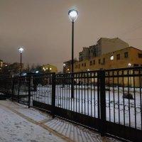 Зимний вечер :: Андрей Лукьянов