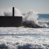 Мощь океана :: Наталия Л.