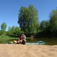 Сплав по реке Киржач :: Денис Бочкарёв