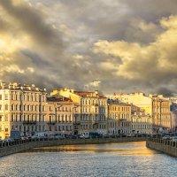 Канал Грибоедова, Санкт-Петербург :: Максим Хрусталев