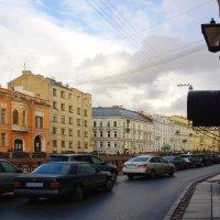По эту сторону и по ту... :: Юрий Куликов