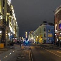 Улочки Московские :: юрий поляков