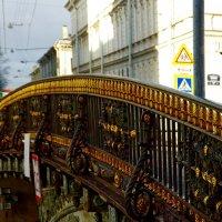 Большой Конюшенный мост - вблизи... :: Юрий Куликов
