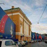 Много интересного на Конюшенной площади... :: Юрий Куликов