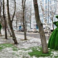 Ранняя весна ! :: Анатолий Колосов