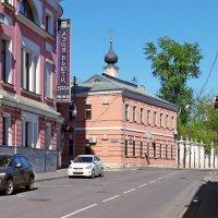Погорельский переулок :: Евгений Кочуров