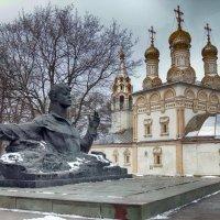 Памятник С.Есенину в Рязани. :: Лара ***
