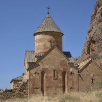 Монастырь Хор Вирап. Армения :: Юрий Воронов
