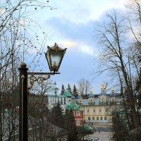 Монастырский фонарь :: Зуев Геннадий