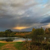 Отсветы осенних закатов :: Лара Симонова