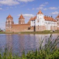 Мирский замок ( Республика Беларусь ) :: Сергей Поникаров