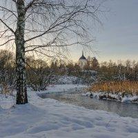 Зимняя река Пехорка :: Валерий Иванович