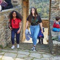 Итальянские школьники на экскурсии :: Valeriy(Валерий) Сергиенко
