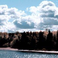 Осень на реке :: Nikolay Monahov