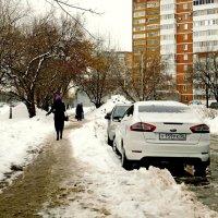 Тает снег, тает :: Raduzka (Надежда Веркина)