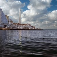 Севастополь. Артиллерийская бухта. :: Анна Пугач