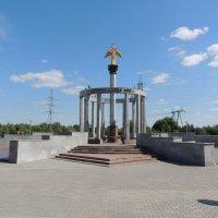 Архитектурный комплекс «Добрый ангел мира» :: Александр Качалин