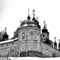 У монастырских стен :: Андрей K.