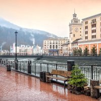 Дождь на Хуторе :: Юлия Батурина