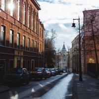 Переулок :: Олег Дорошенко