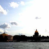 Санкт Петербург. Исаакиевский собор, Адмиралтейство :: Люсьена Шах